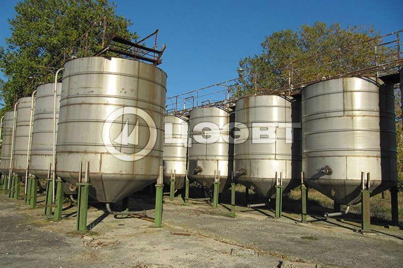 Емкости для воды. Рис. 1